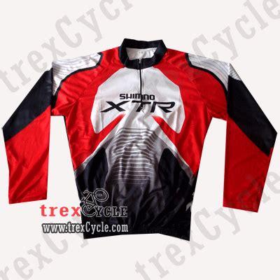Jersey Sepeda Shimano Xtr trexcycle indonesia toko aksesoris sepeda