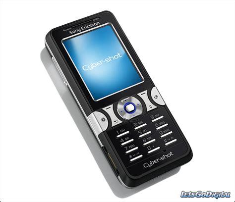 Sony Ericsson K550 Fleksibel Keytone sony ericsson k550i letsgodigital