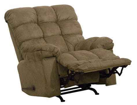 massage and heat recliner catnapper magnum chaise rocker recliner with heat and