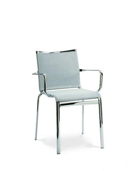sedia net sedia impilabile net di bontempi con seduta in texplast
