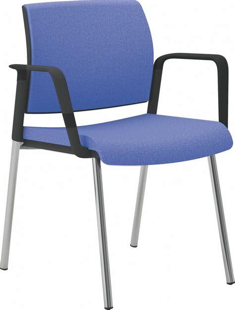 a chaise and four chaise de bureau ou r 233 union avec accoudoirs et 4 pieds