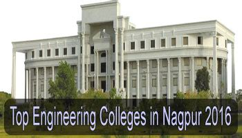 Top 25 Mba Colleges In Mumbai by Top Engineering Colleges In Nagpur 2016