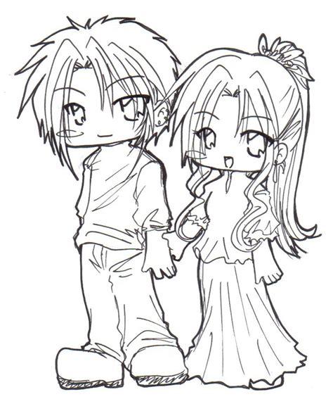 Kaos Anime Fox Black chibi wedding images