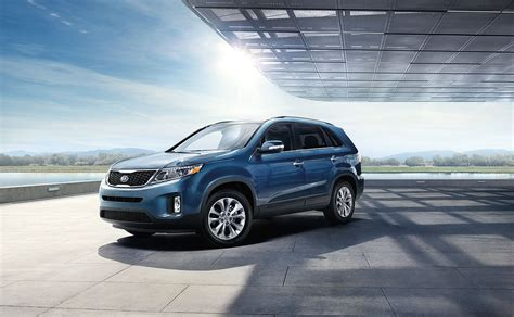 Sorento Kia 2015 Automotivetimes 2015 Kia Sorento Review