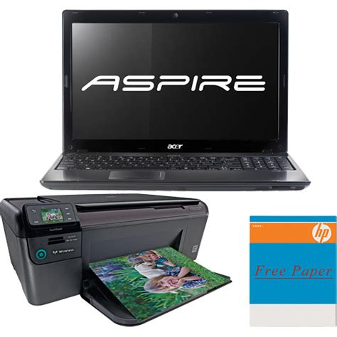 Printer Acer acer aspire as5251 1005 15 6 quot notebook computer b h photo
