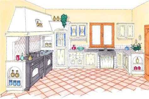 progetti cucine in muratura rustiche cucine in muratura