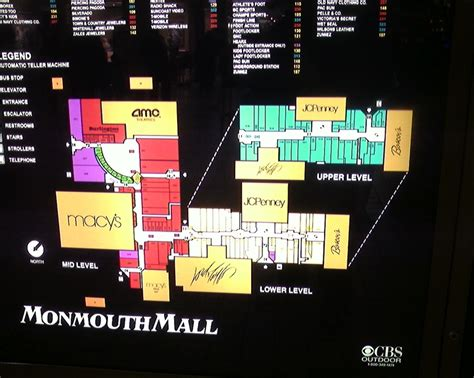 willowbrook mall map monmouth mall eatontown new jersey labelscar