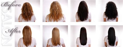 brazilian blowout results on curly hair brazilian blowout before and after