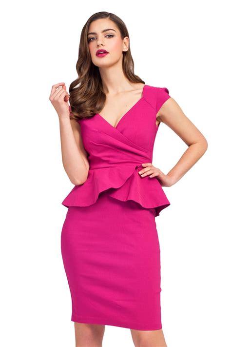 Dress Barn Plus Size Tops Peplum Dress Tamunsa Delen