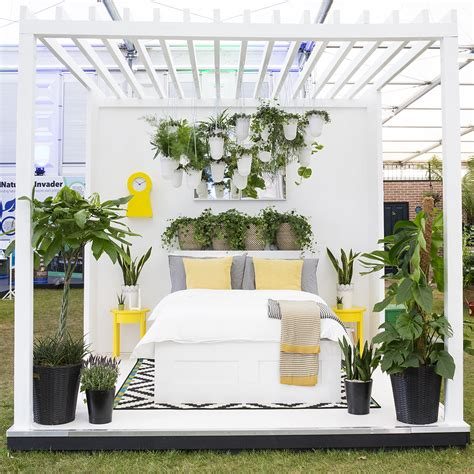 ikea house ikea house plants are top of the pots at rhs chelsea flower show 2017