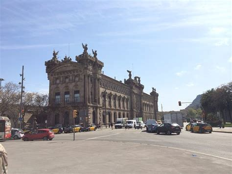 barcelona point of interest passeig del colom barcelona all you need to know