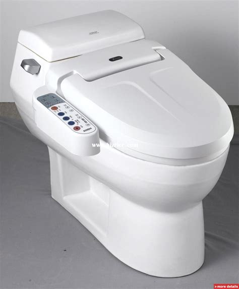Toilet Bidet The World 1st Non Electronic Eureka Bidet Eb 1500 Korea