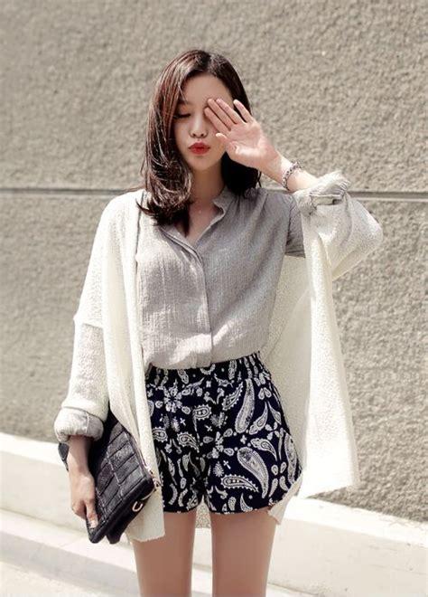 Bk 22 Korean Style Style thu rồi chắc chắn c 225 c bạn nữ kh 244 ng thể bỏ qua 225 o cardigan rất ph 249 hợp với thời tiết se lạnh n 224 y