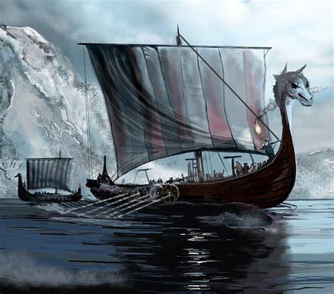 vikings longboats norsemen models making dragon boats - Dragon Boat Viking
