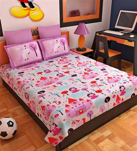 bombay dyeing single bedsheet set by bombay dyeing
