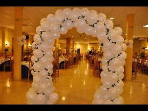 decoracion de boda con globos decoraci 211 n con globos para bodas
