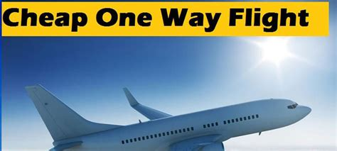 get cheap one way flights from mytrip airlinesbooking
