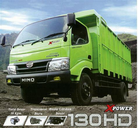 truk hino dutro 130 hd xpower