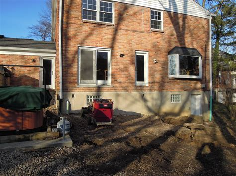 Garage Storage Deck Sunroom Deck And Garage Storage Progress Montgomery Ohio