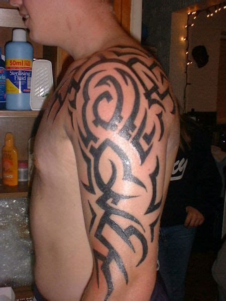 tribal full body tattoo bakpo toki tribal tattoos
