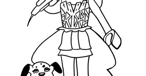lego friends livi coloring pages lego friends livi the pop star clicca sull immagine