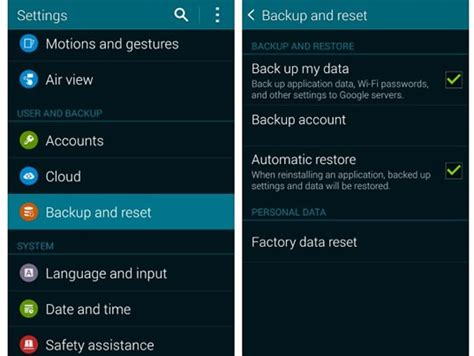 how to factory reset of samsung galaxy s5 android tips how to hard reset samsung galaxy s5 instantly