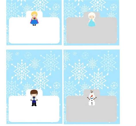 frozen printable etsy disney frozen printable food tent labels birthday on etsy