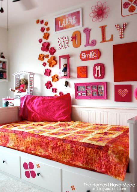 Bedroom Makeover For Tweens A Raspberry Sherbet Tween Bedroom Makeover Tween