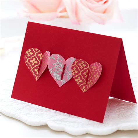 Handmade Valentines Cards - handmade cards instantly show you care