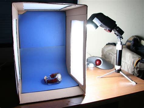 Handmade Light Box - file diy inexpensive lightbox jpg wikimedia commons