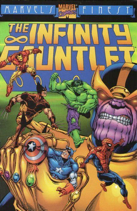 infinity gauntletic value the infinity gauntlet 1 marvel comics comicbookrealm