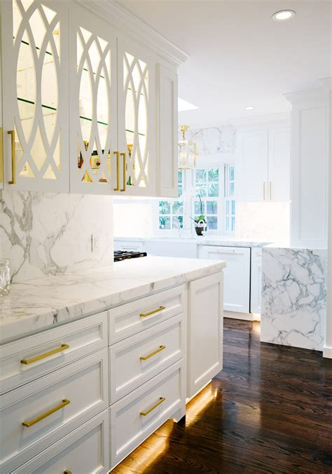 white cabinets with gold hardware 46 best white kitchen cabinet ideas for 2017