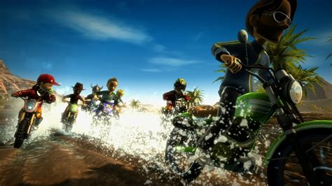 xbox motocross madness motocross madness review xbla xblafans