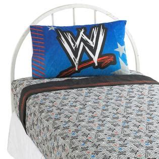 wwe bed set wwe ringside sheet set