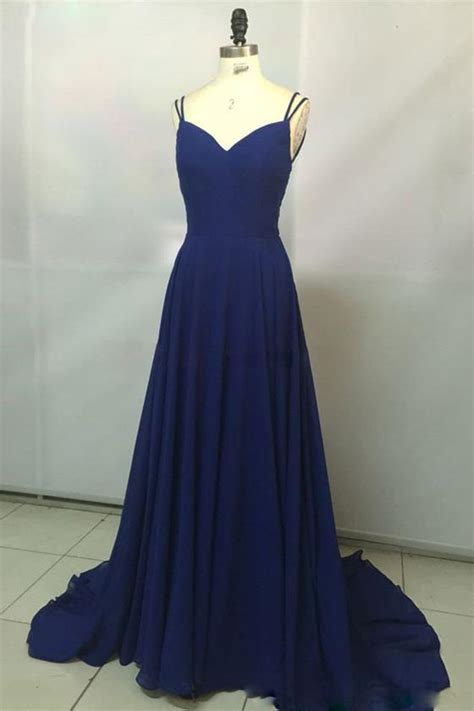 Simple Blue Dress prom dress prom dress prom dresses 2017 page