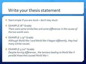 Thesis Statement Exles For Narrative Essays by Correct My Thesis Statement Yahoo Answers