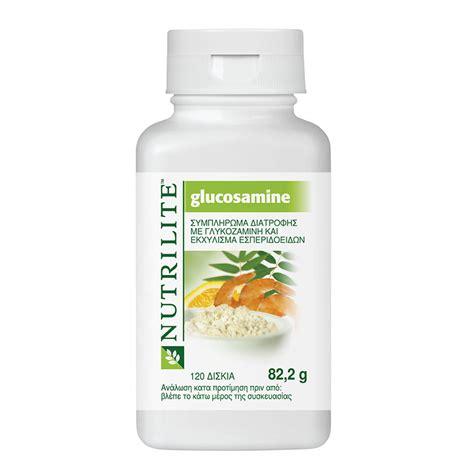 Suplemen Nutrilite nutrilite glucosamine home