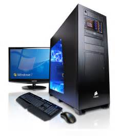 new desktop pc cyberpower rolls out new windows 7 gaming pc hardware sphere