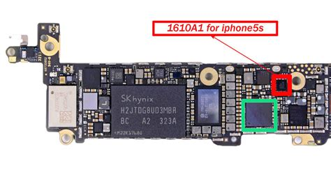 Ic Nand Flash Iphone 6 6g 64gb 2x usb power ic for iphone 5s not charger charging ic chip