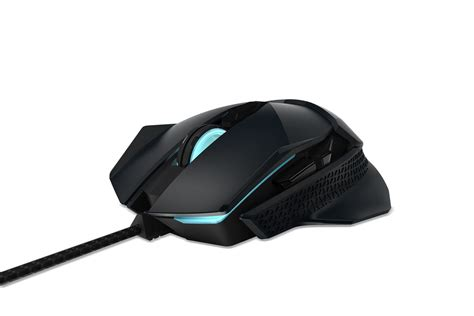 Mouse Laptop Acer acer s new gaming mouse has adjustable click resistance cetusnews
