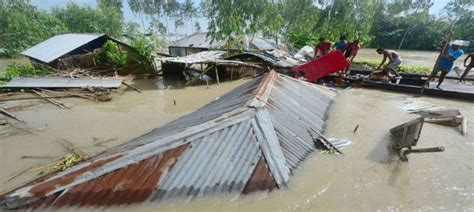 bangladeshi school 100 in kustia bangladesh 42 dead after floods in 16 districts floodlist