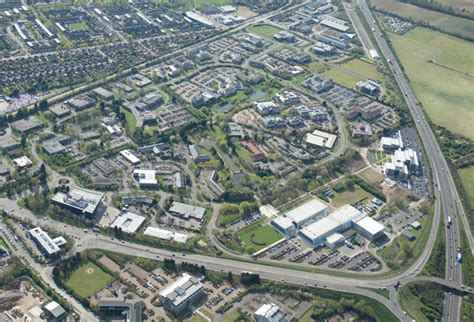 Plant For Office by Expansion Planned At Cambridge Science Park