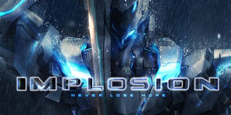implosion nintendo switch  software games