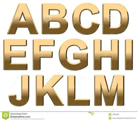 lettere alfabeto maiuscole da stare el alfabeto oro pone letras al may 250 scula a m en
