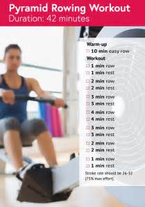 machine workout 3 rowing machine cardio workouts for strength and