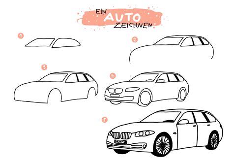 Auto Zeichen by Ein Auto Zeichnen Fahrzeughits Der Creatipster