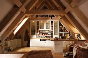 Attic House Design by Cool Attic Home Office Design Ideas Shelterness
