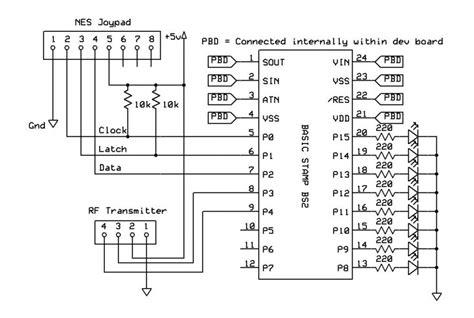 nintendo nes controller wiring diagram nintendo free