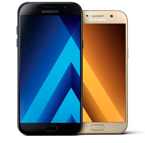 Harga Samsung A5 Water Resist samsung galaxy a5 2017 and a7 2017 with water