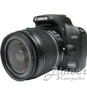 Kamera Canon Eos 1000d fotography kamera dslr canon eos 1000d